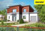 Проект двухэтажного дома   - Муратор Ц249